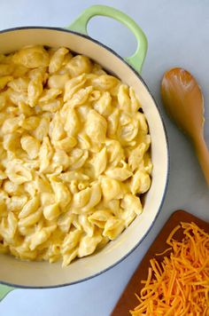 All you need is a few simple ingredients and just 30 minutes for the best homemade macaroni and cheese.