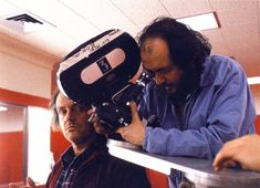 """Juxtapoz Magazine - Best of 2013: Behind the Scenes Photos from """"The Shining"""""""