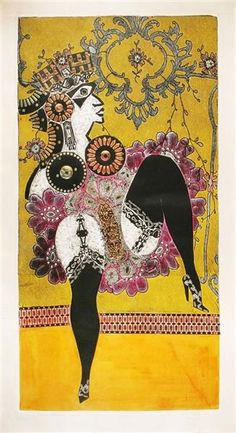 Ramona Bataclana - Antonio Berni Art Pop, Social Realism, Art Database, Gravure, Art Forms, Weird, Artwork, Printmaking Ideas, Prints