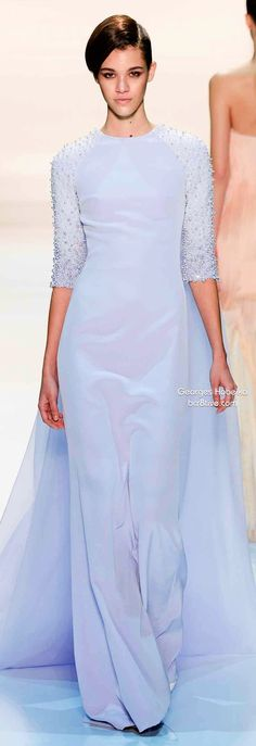 Georges Hobeika 2014 Spring Couture