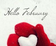 Winter Heart February Quote