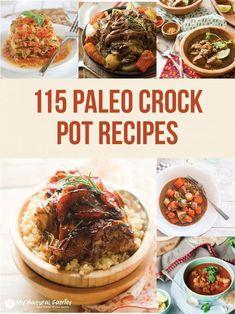 115 Paleo Crock Pot Recipes