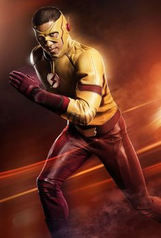 The Flash: First Look at Kid Flash in Season 3  In anticipation of The Flash's third season debut October 4 The CW has given us our first look atKeiynan Lonsdale suited up as Kid Flash.  The Aussie actor made his debut asWally West in Season 2 however this is the first time we've seen him in costume. While Wally's never had any superpowers (that we know of) on the show his abilities and new persona might have something to do with(SPOILER ALERT)Barry's manipulation of time in The Flash's…