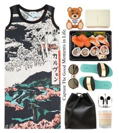 Untitled #296 by ino-6283 on Polyvore featuring mode, Carven, Chloé, 3.1 Phillip Lim, A.P.C. and PhunkeeTree
