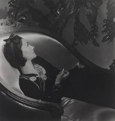 Coco Chanel, Paris; captured by Horst P. Horst (1937)