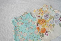 Precious Flower Printed Smocks