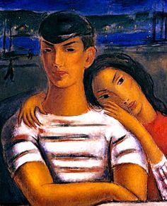 PINTORES LATINOAMERICANOS-JUAN CARLOS BOVERI: Pintores Cubanos: VICTOR MANUEL