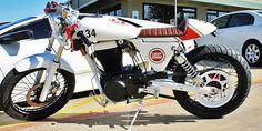 Lucky Strike Cafe Racer - found on RocketGarage