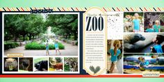 Layout by Scraps of Shirlee: August 16-31