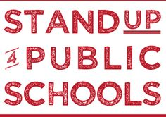 Stand Up 4 Public Schools - a National School Boards Association campaign to advocate for public education