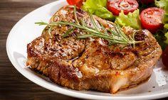 Steak, Pork, Kale Stir Fry, Pigs, Steaks, Beef