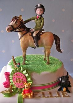 Wow! What a cake! Horse & Hound