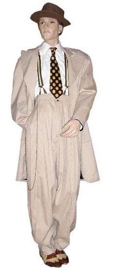 1930's/1940's Zoot Suit