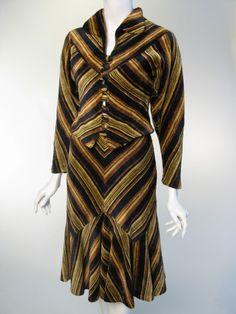 Suit Biba, 1973-1976 Manchester City Galleries