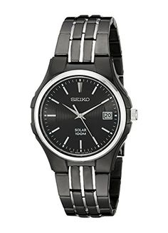Seiko Men's SNE125 Dress Watch * Read more reviews of the product by visiting the link on the image.