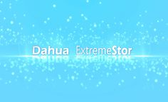 Dahua ExtremeStor  كاميرات المراقبة داهوا من الوكيل الحصرى هاى تك نور لكاميرات المراقبة والانظمة الامنية المتكاملة  #dahua #hitechnour  #CCTV #surveillance #داهوا  #كاميرات_مراقبة #هاى_تك_نور  #انظمة_امنية
