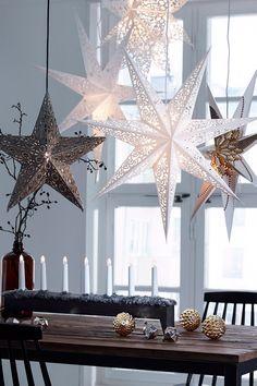 Ellos Home Julstjärna Hall