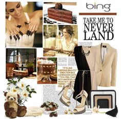 """""""chocolate lovers: Tastemaker with the Bing Summer of Doing"""" by limass ❤ liked on Polyvore"""