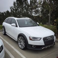 Page 16 sur 29 - photos allroad. Audi Wagon, Audi A6 Allroad, Audi A4, Landrover Defender, A4 Avant, Nice Cars, My Ride, Custom Cars, Volkswagen