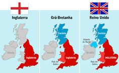 arte - diferença entre Reino Unido / Grã Bretanha / Inglaterra