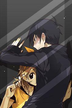 Forest of Drizzling Rain Got Anime, I Love Anime, Manga Anime, Anime Behind Glass, Drizzling Rain, Anime Lock Screen, Mad Father, Satsuriku No Tenshi, Rpg Horror Games