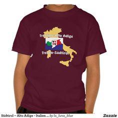Südtirol – Alto Adige - Italien - Italia T-Shirt