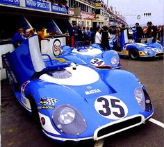 matra le-mans Photo of the Day: 1969, Le Mans – Matra