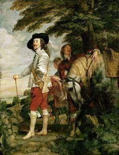 "Musée du Louvre (@MuseeLouvre)   Twitter ""Musée du LouvreVerified account@MuseeLouvre  Feb 21 More  Le portrait de « Charles Ier, roi d'Angleterre » de Van Dyck a une place de choix parmi les peintures flamandes ► http://www.louvre.fr/oeuvre-notices/charles-ier-roi-d-angleterre-1600-1649 "" HAHA here: This painting reminds me of the Three Musketeers even though it's a Painting of Charles I, king of England (1600-1649). LOL"