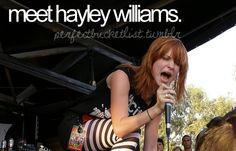 HAYLEY WILLIAMS!!!!!!!!!!!!!!!!!!!!!!