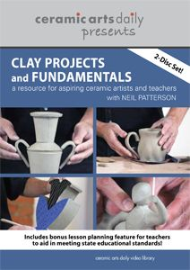 Clay Projects and Fundamentals with Neil Patterson