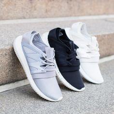 Cool und modern zeigt sich der Sneaker 'Tubular Viral' von Adidas Originals @aboutyoude . Damit er richtig gut zur Geltung kommt, krempelst Du einfach die Hosenbeine locker hoch. Adidas Originals, Tubular Viral, Only Shoes, Sport, Neue Trends, Athleisure, Adidas Sneakers, Street Style, Backpacks