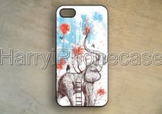 Samsung Galaxy S5ElephantiPhone 5/5S CaseiPhone by HarryiPhonecase, $0.20