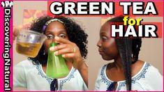 Green Tea for Hair Loss, Shedding, Hair Growth - YouTube