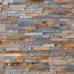 Ideas exterior stone cladding ideas for 2019 Stone Cladding Exterior, Stone Siding Panels, Faux Stone Siding, Natural Stone Cladding, Exterior Tiles, Best Exterior Paint, Exterior Paint Colors For House, Brick And Stone, Modern Exterior