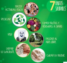 7 habitos saludables