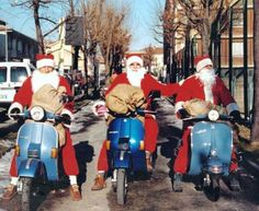 Merry Christmas, Scooter Fans! | Scooter Club Golden Triangle