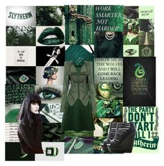 """-Morsmordre -"" by brynfoley on Polyvore"