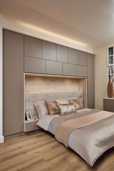 Awesome Modern Master Bedroom Storage Ideas Modern Master Bedroom Storage Ideas – New Modern Master Bedroom Storage Ideas, 2018 Shared Kids Room and Storage Ideas Full Size Bedroom Sets Bedroom Bed Design, Small Bedroom Designs, Modern Bedroom Design, Home Decor Bedroom, Ikea Bedroom, Modern Design, Bedroom 2018, Bedroom Rustic, Bedroom Loft
