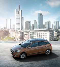 The Hyundai was launched in 2007 as a and hatchback to sit in between the city car and the compact. The replaced the aging Hyundai Getz on most markets, but it didn't make it to the United States, where the Korean manufactur Hyundai I20 2015, City Car, United States, Vehicles, Model, Compact, Korean, Korean Language