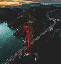 Marin Headlands and the Golden Gate Great Places, Places To See, Beautiful Places, Adventure Awaits, Adventure Travel, California Surf, City Photography, Wanderlust Travel, Golden Gate Bridge