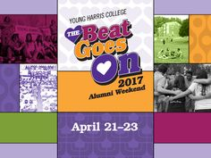 Alumni Weekend 2017  Follow the beat to the Enchanted Valley and reconnect with the classmates, friends, and faculty that made YHC your home away from home! #YHCAW17