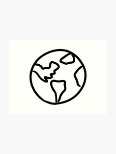 Planet Design, Earth Design, Globe Drawing, Nature Prints, Art Prints, House Rooms, Tapestries, Gifts For Family, Designs To Draw