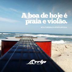 Postagem para o Facebook da marca Trip Surf Soul.