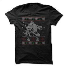 Hockey Goalie Christmas - #shirt refashion #tshirt moda. BUY NOW => https://www.sunfrog.com/Holidays/Hockey-Goalie-Christmas.html?68278
