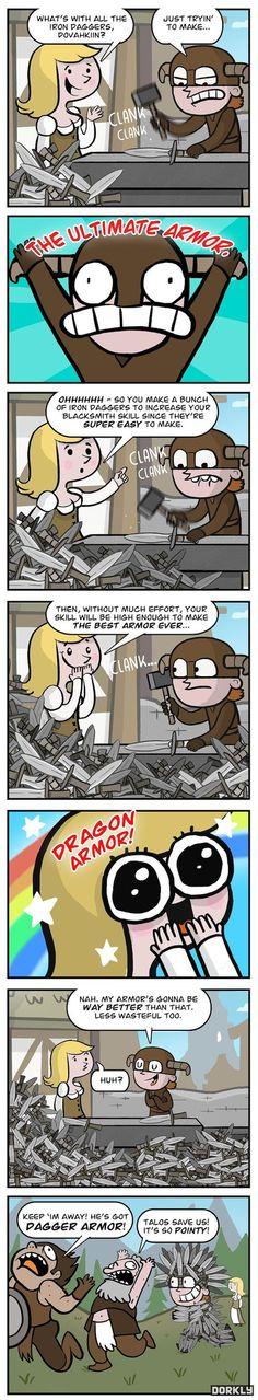 The Ultimate Skyrim Armor