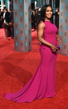 Angela Bassett from 2016 BAFTA Film Awards: Celebrity Arrivals | E! Online
