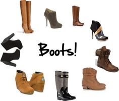 Fall Favorites! Boots: Linen, Lace, & Love