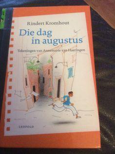 55/53 Rindert Kromhout - Die dag in Augustus