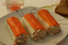 Fashion Cook: Canelones de cangrejo