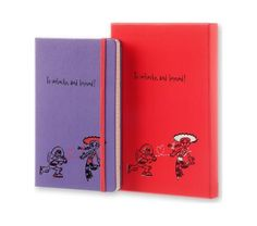 Limited Edition Notebook Toy Story Large Ruled Wisteria Violet - Only For Moleskine Stores